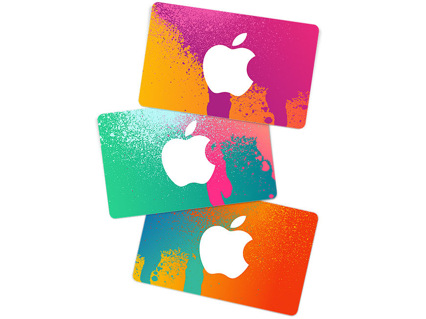 iTune gift card