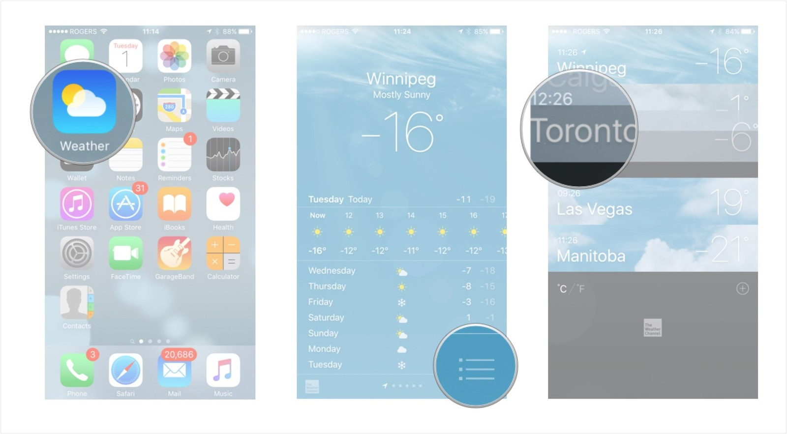 The best Notification Center widgets in iOS 8 right now | Macworld