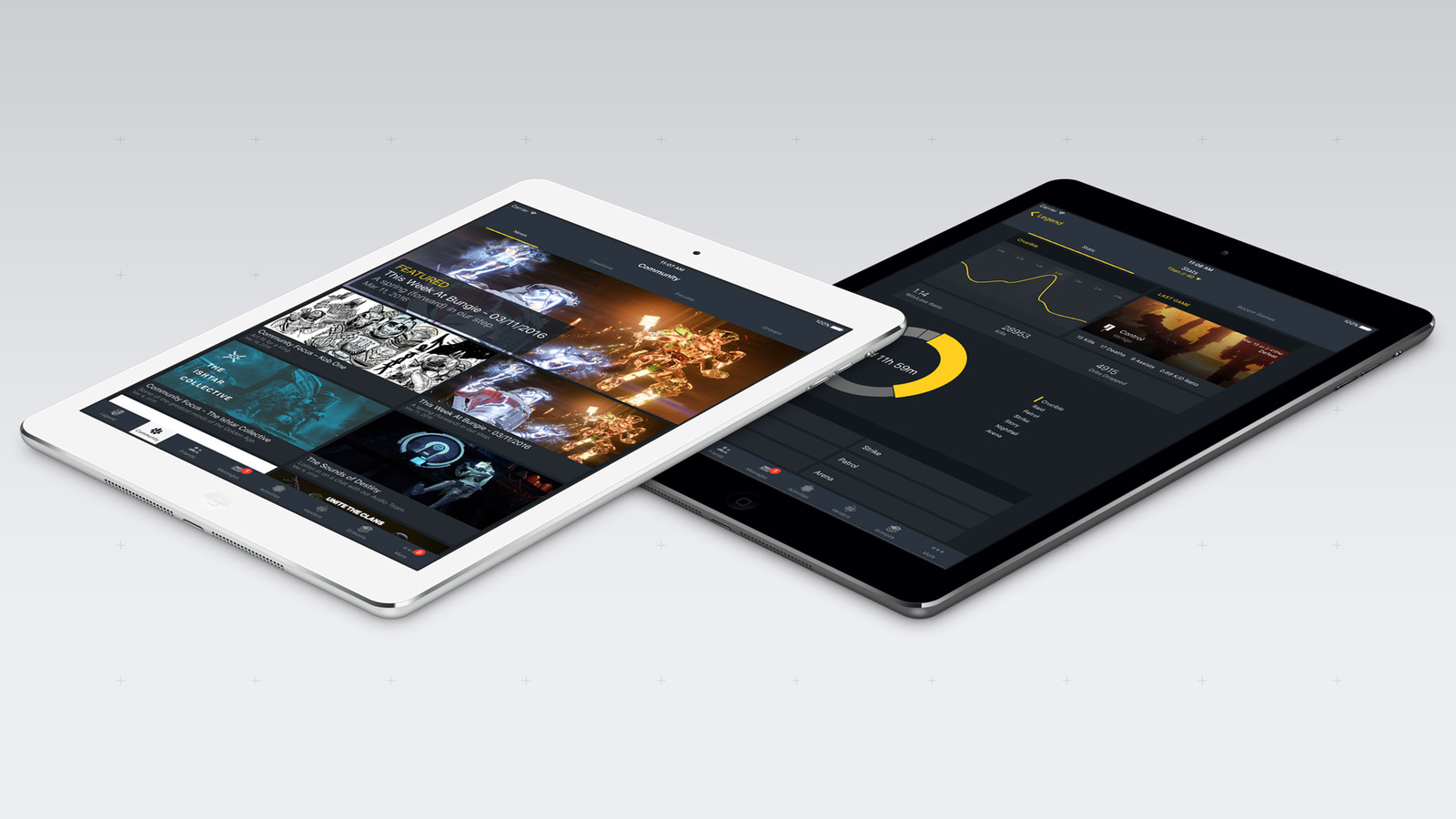 Destiny Companion app revamp brings iPad support and more