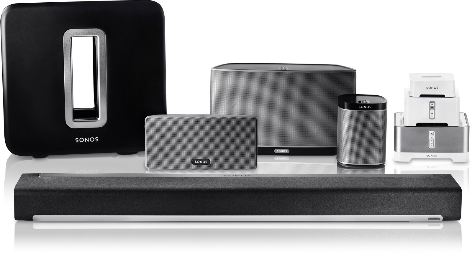 What Is Sonos And How Does It Work Imore Hi Fi Pc Speaker System
