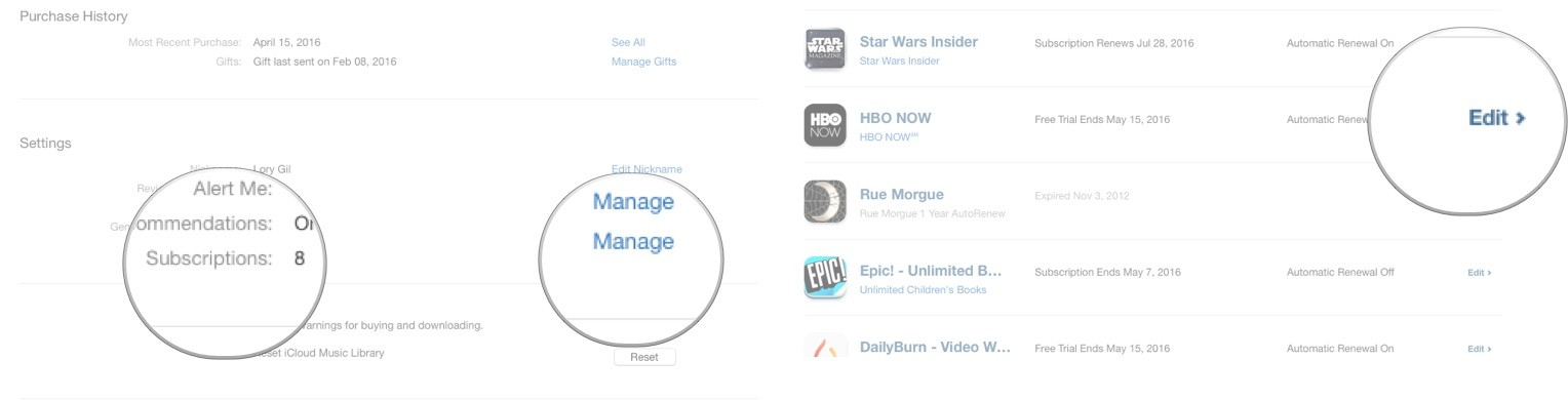 How to cancel your video subscriptions on Apple TV   iMore