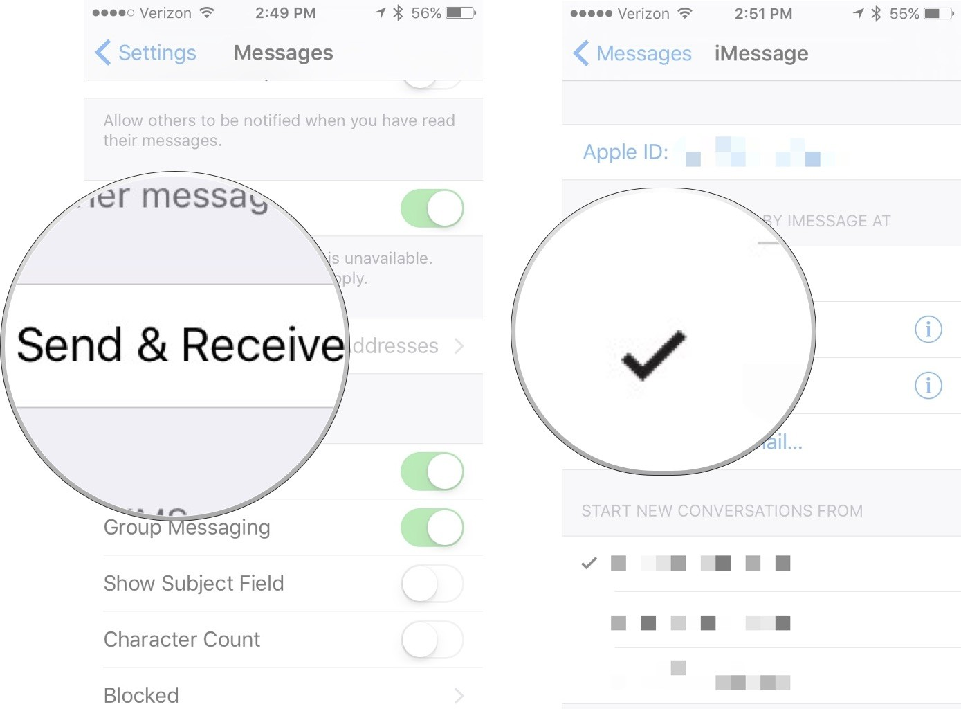 Part 2: How to Read Someone Else's Text Messages Online For Free Via Mobile Tracker Free App: