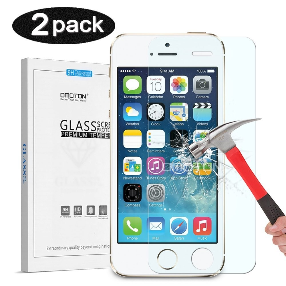 buy online b441a 2d68d Best tempered glass screen protectors for iPhone SE | iMore