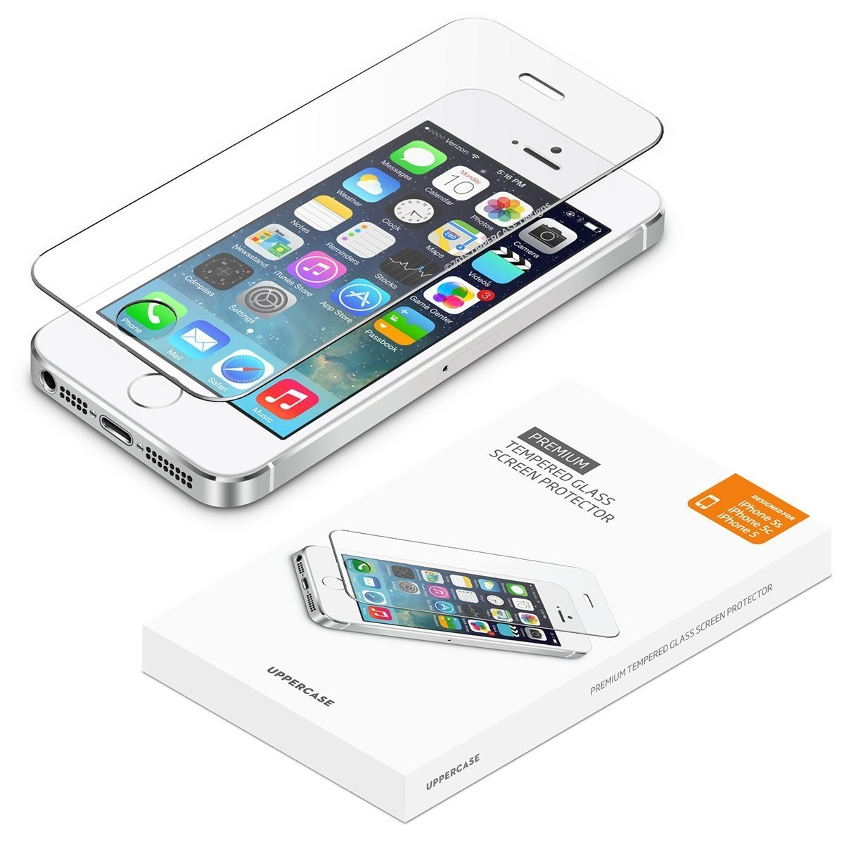 buy online 58714 4ac5e Best tempered glass screen protectors for iPhone SE | iMore