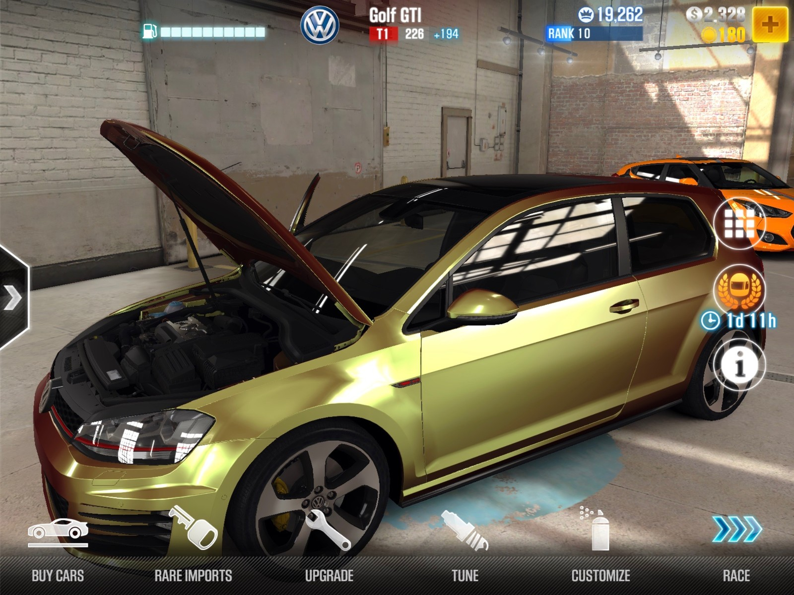 csr racing 2 game guide imore rh imore com Golf GT Golf GTI 2016