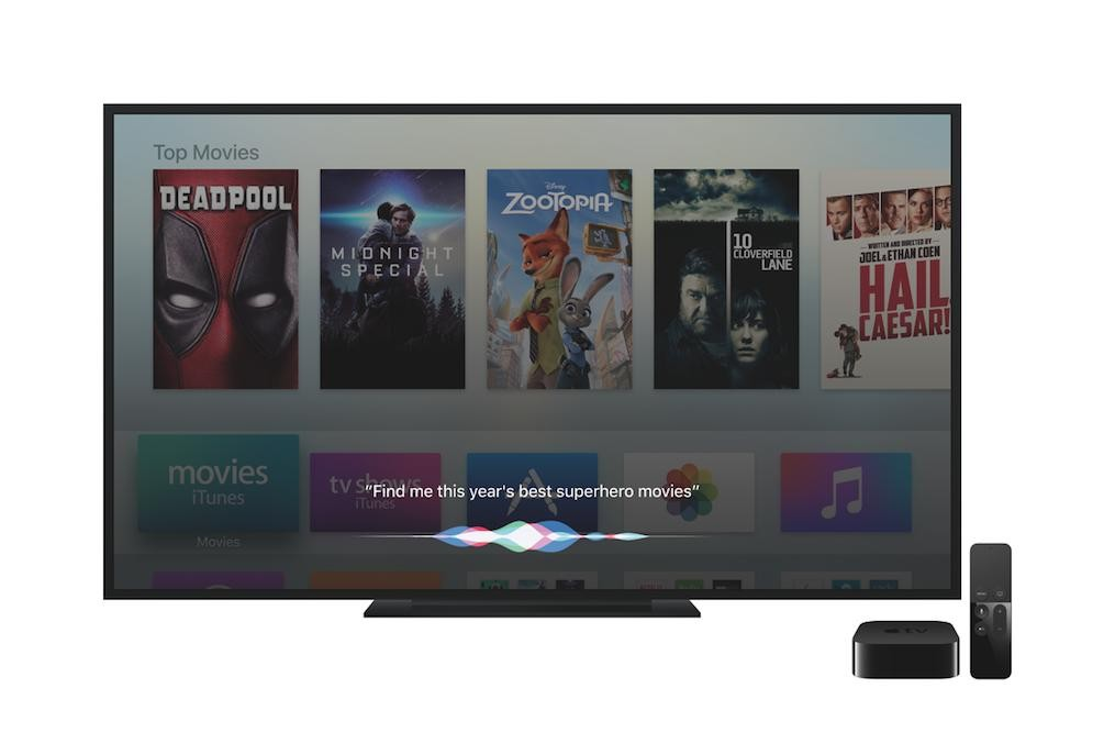 Apple Tv various remotes