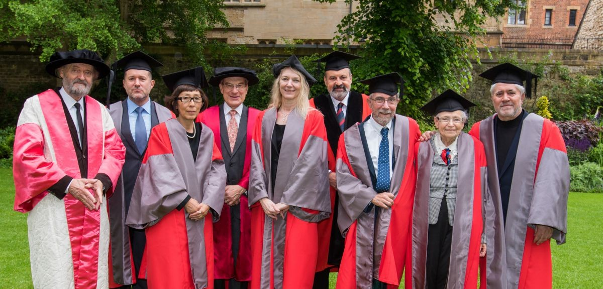 Jony Ive picks up second honorary doctorate this month, this time from Oxford