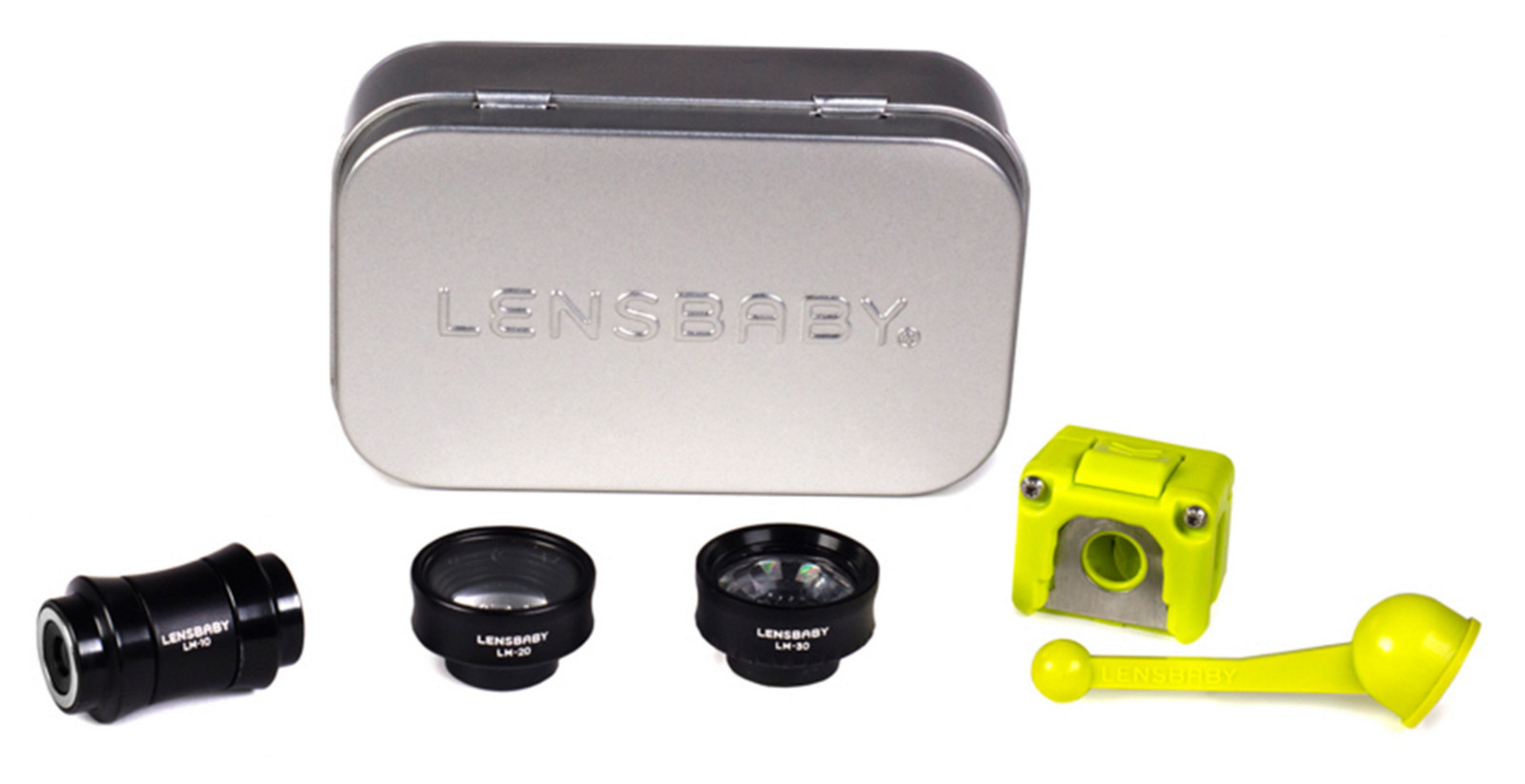 Deluxe creative mobile lens kit