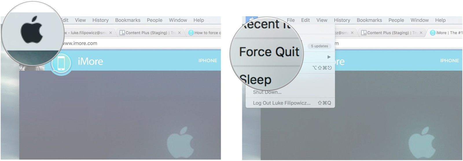 How to force quit an app or program on Mac | iMore