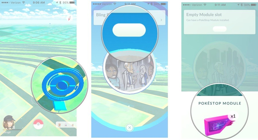 How to place a Lure in Pokémon Go | iMore