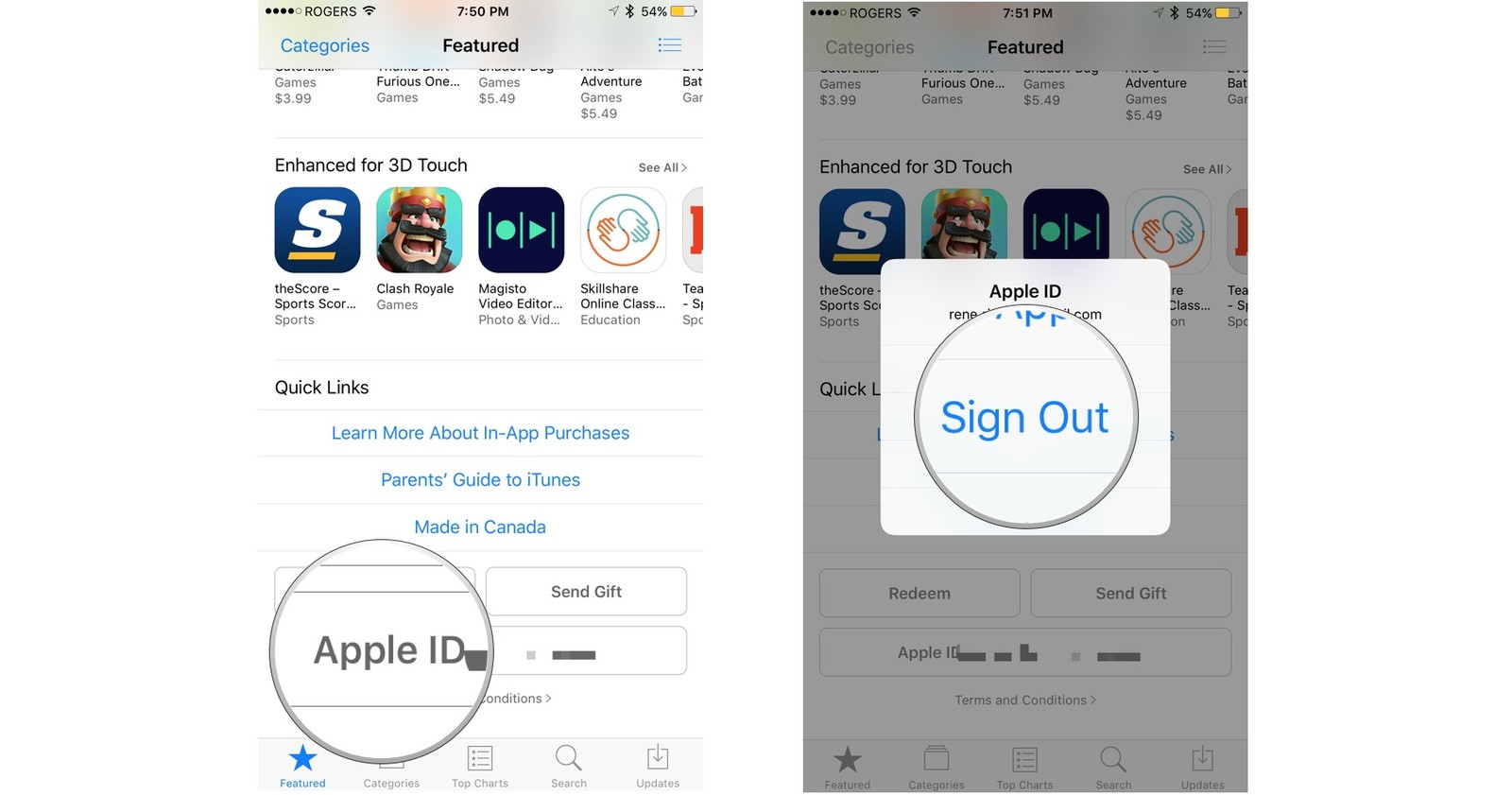 How to get the us app store Apple Store on the App Store your