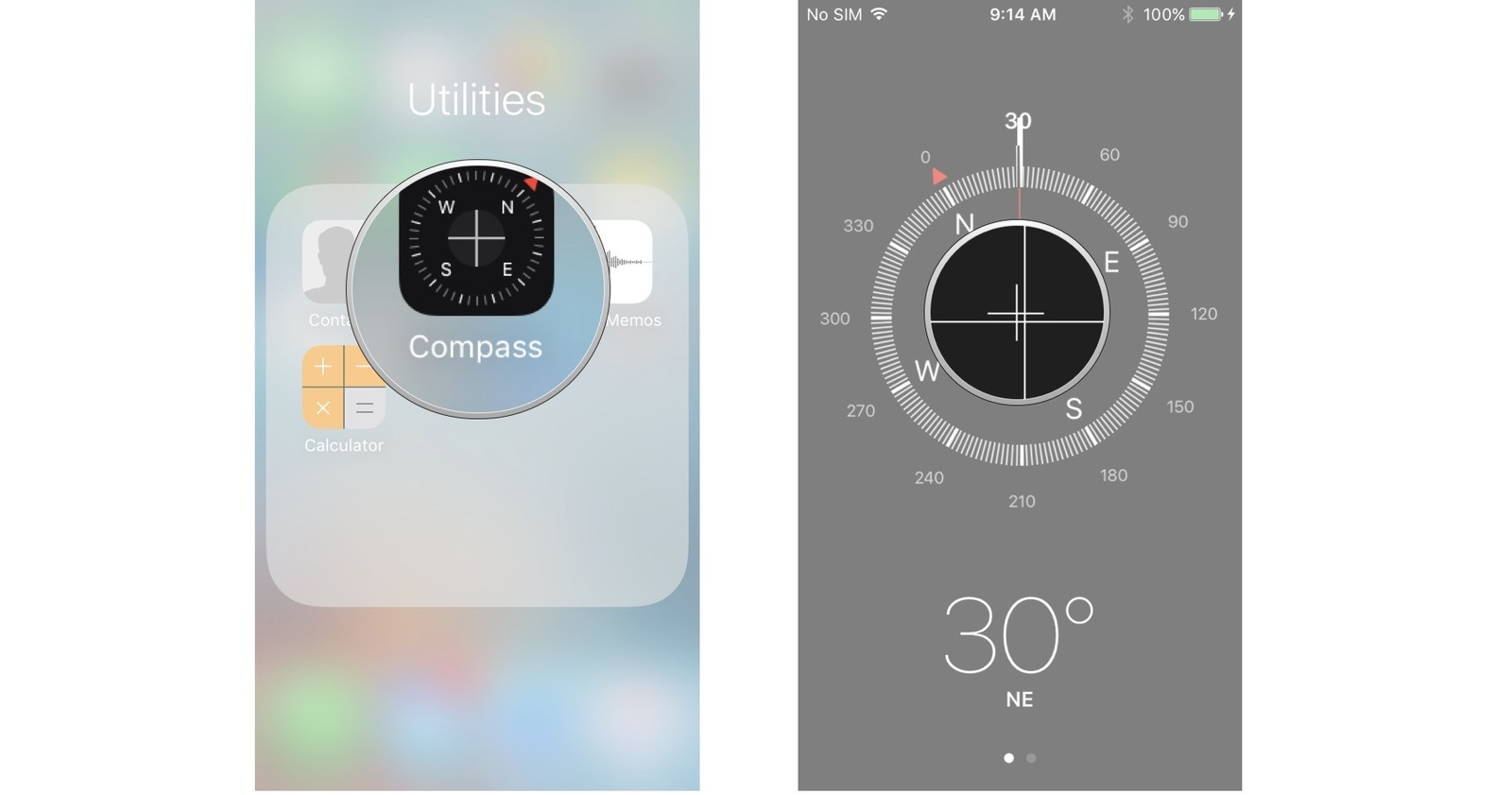 How to use the Compass on iPhone | iMore