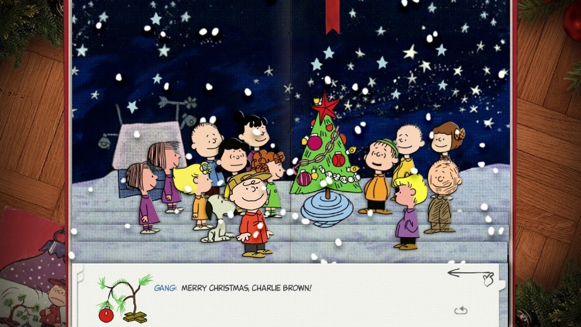 A Charlie Brown Christmas & Best Christmas apps of 2018 | iMore