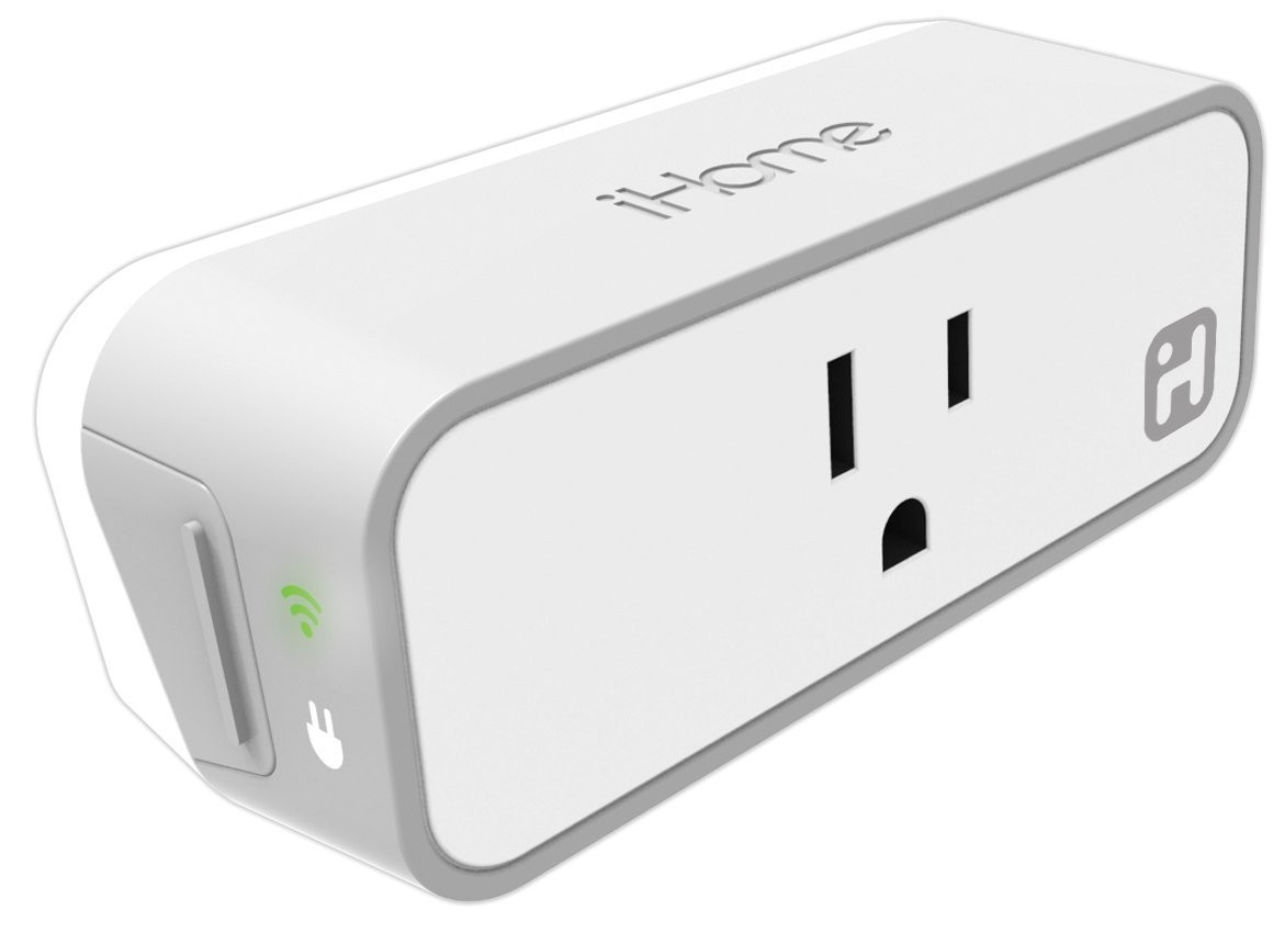 These Smart Home Accessories Work With Amazons Alexa And Apples Wime Apple Watch The Ihome Smartplug Is Part Of Control Line It Lets You Lights Fans Any Other Appliance That Has Been Plugged Into