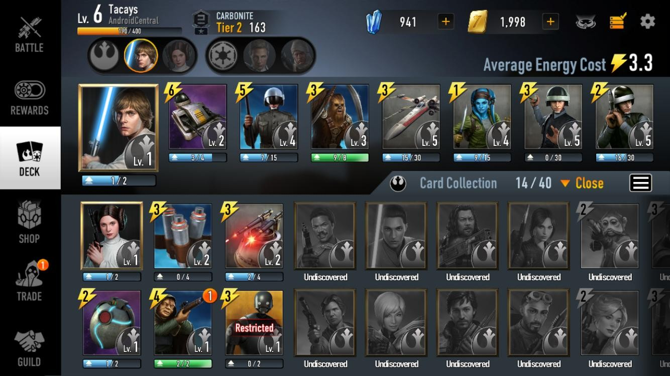 Star Wars: Force Arena: Everything you need to know! | iMore