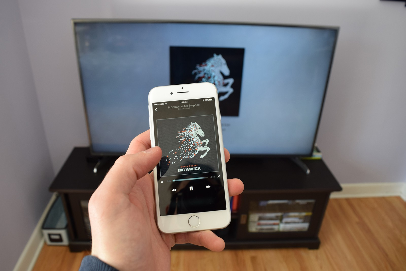 How to use iTunes Remote to control Home Sharing