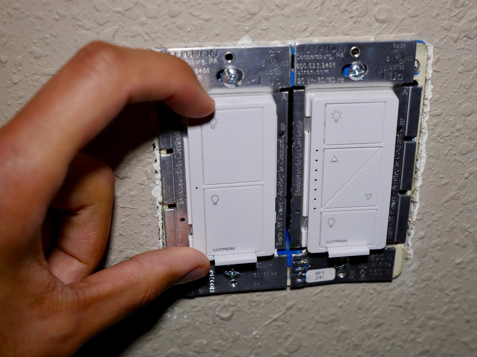 How To Add Your Existing Lights And Fans Homekitenabled. While It's Not Yet Possible To Control Fan Speed With Homekitenabled Switches It Is Use A Switch Turn On And Off. Smart. Add On Switch Wiring Ge Smart At Scoala.co
