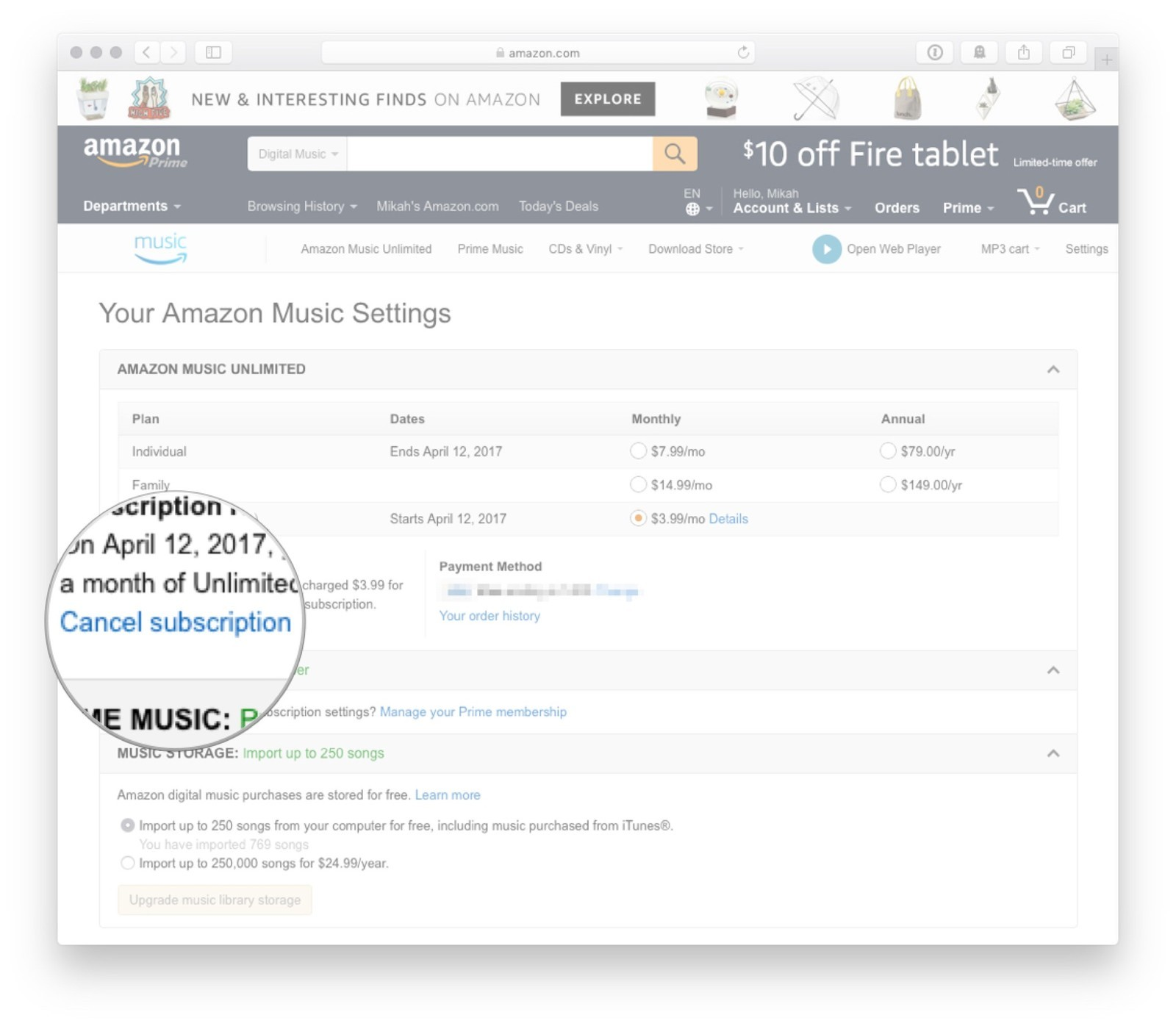 How to use Amazon Music Unlimited with your Amazon Echo