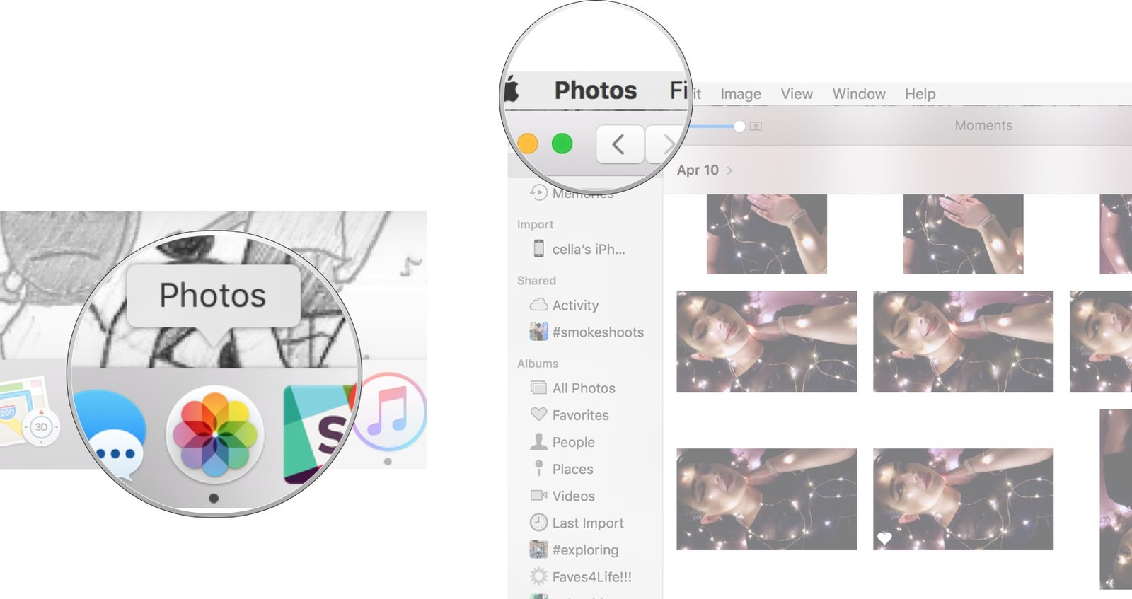 how to download your icloud photo library