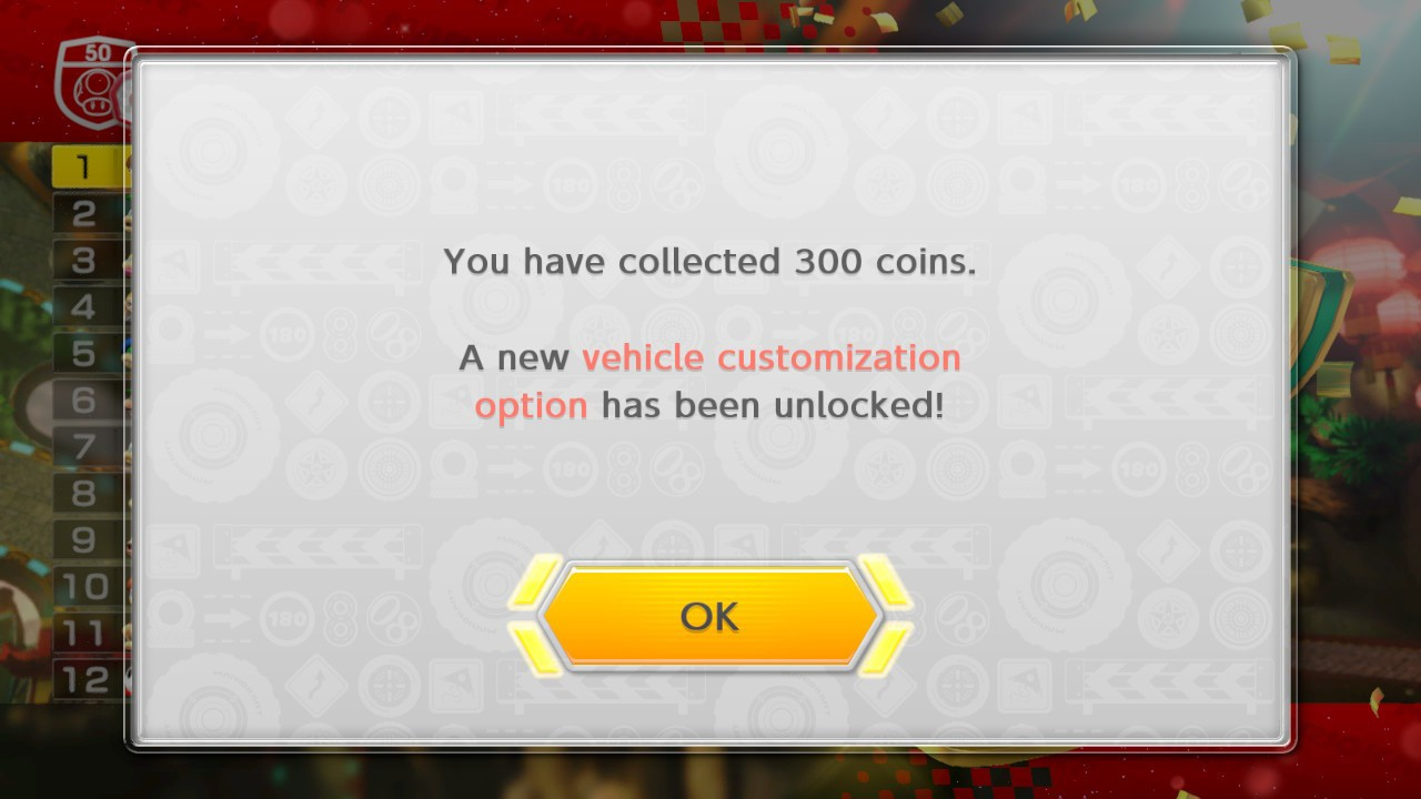 How To Unlock Everything In Mario Kart 8 Deluxe Imore Free Download Roadstar Ii Wiring Diagram If You Have Collected More Than 30 Coins By The End Of A Cup Those Are Added Your Total Profile