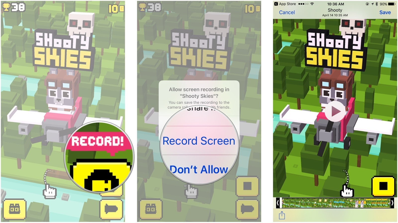 How to record your gameplay on iPhone and iPad | iMore