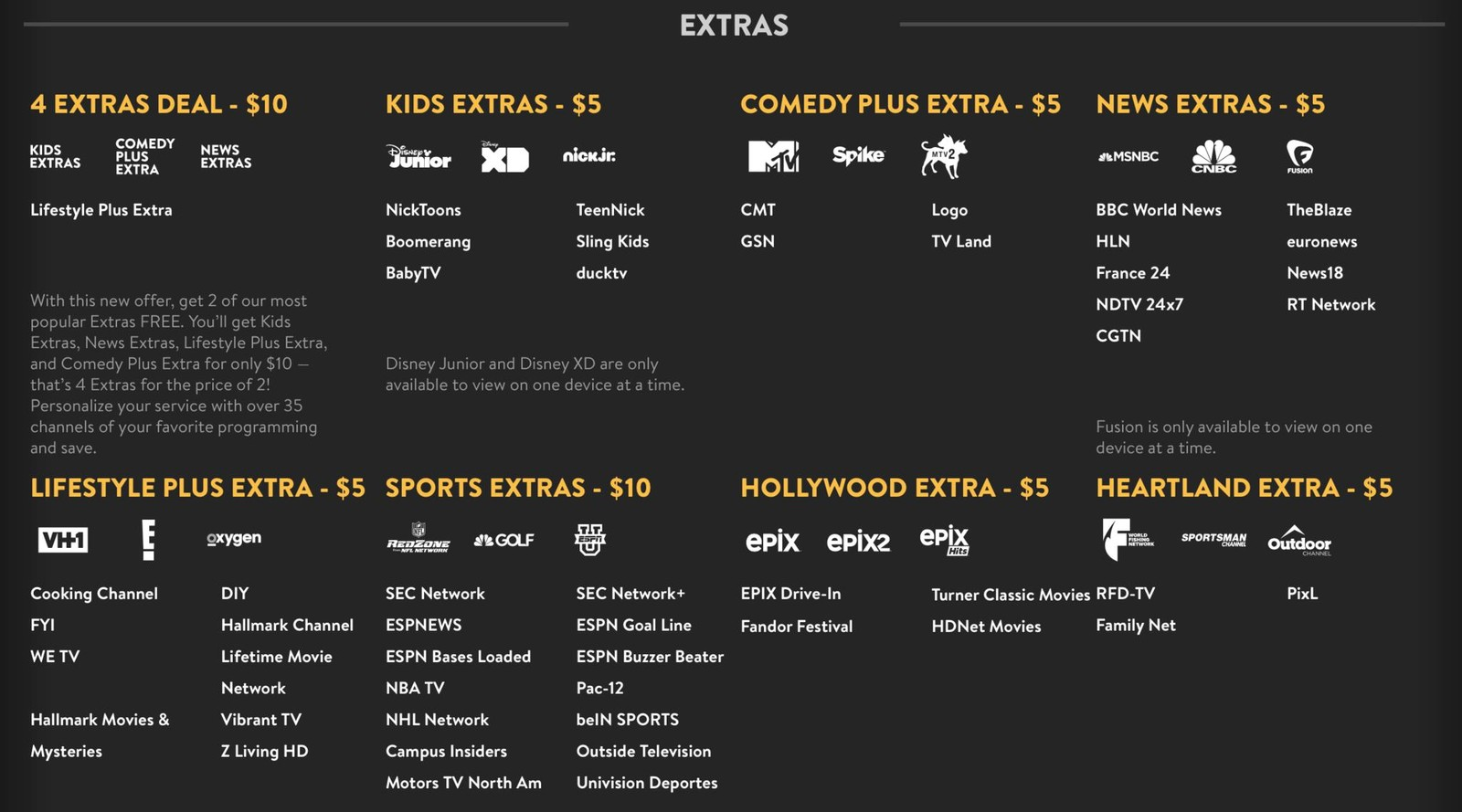 sling tv: everything you need to know! | imore