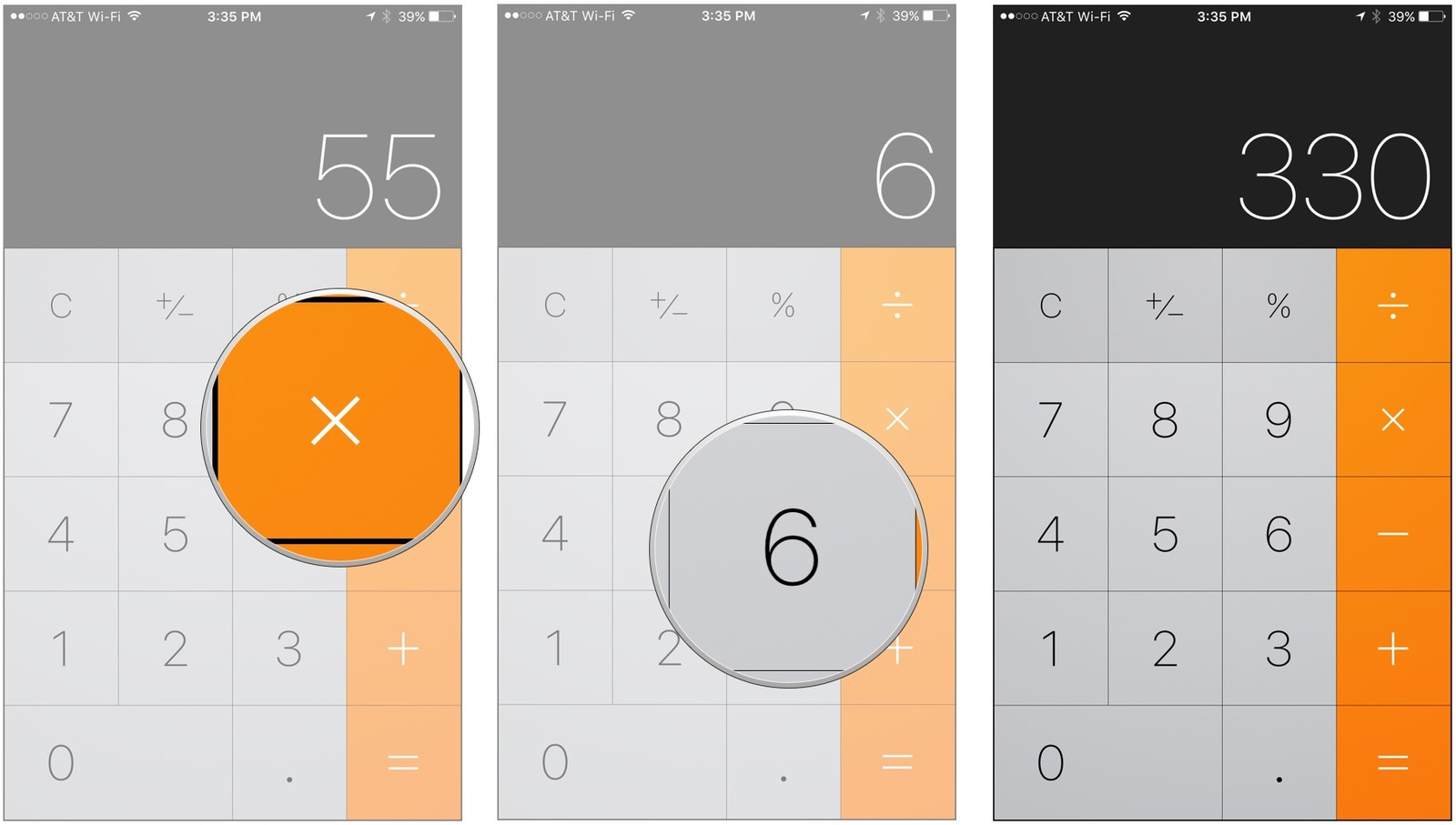 How To Use The Calculator App On Iphone Imore