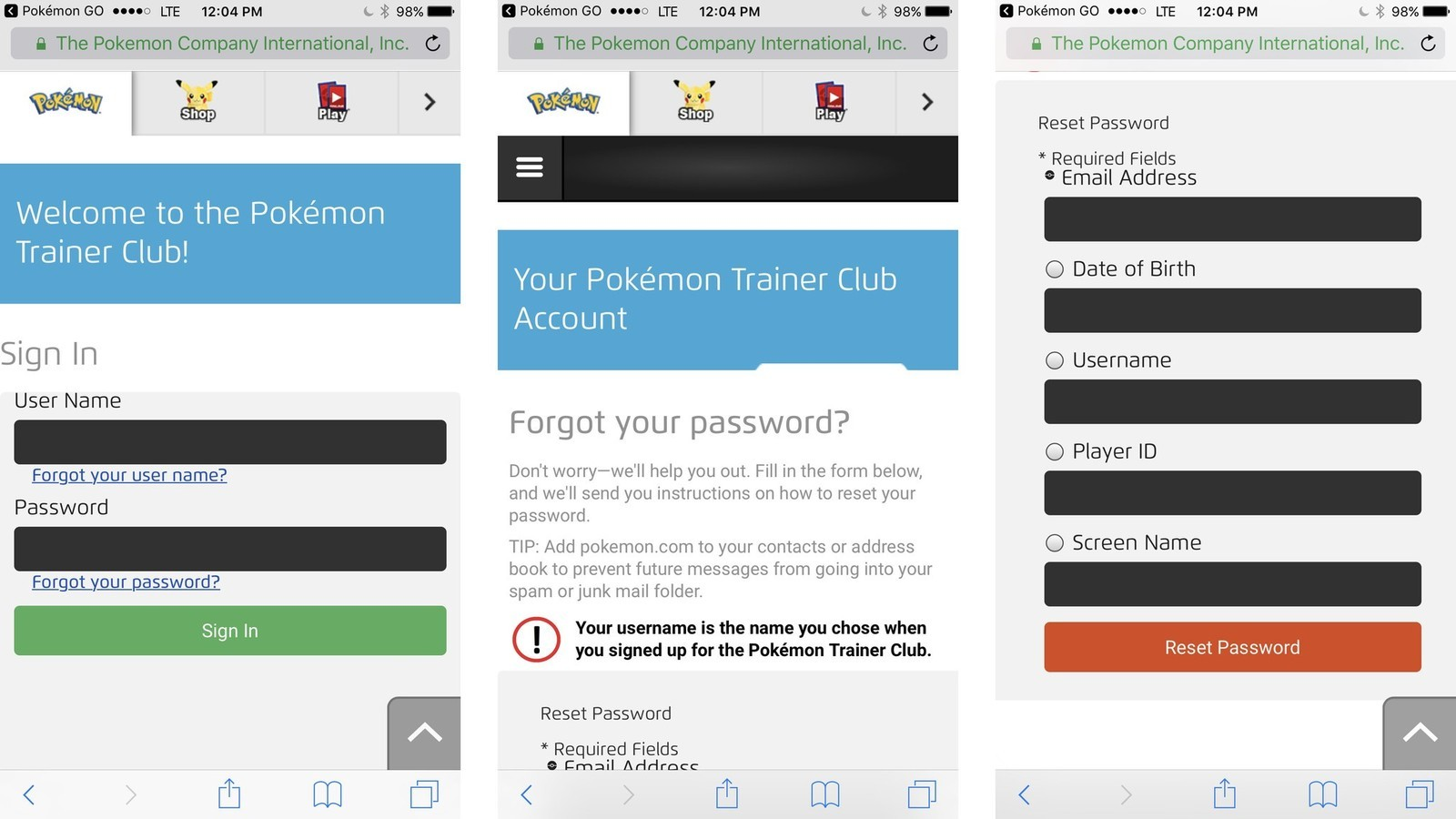 Pokémon Go shadow bans: What they are and how to avoid and appeal