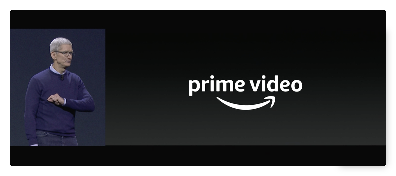 Amazon Prime Video coming to Apple TV later this year