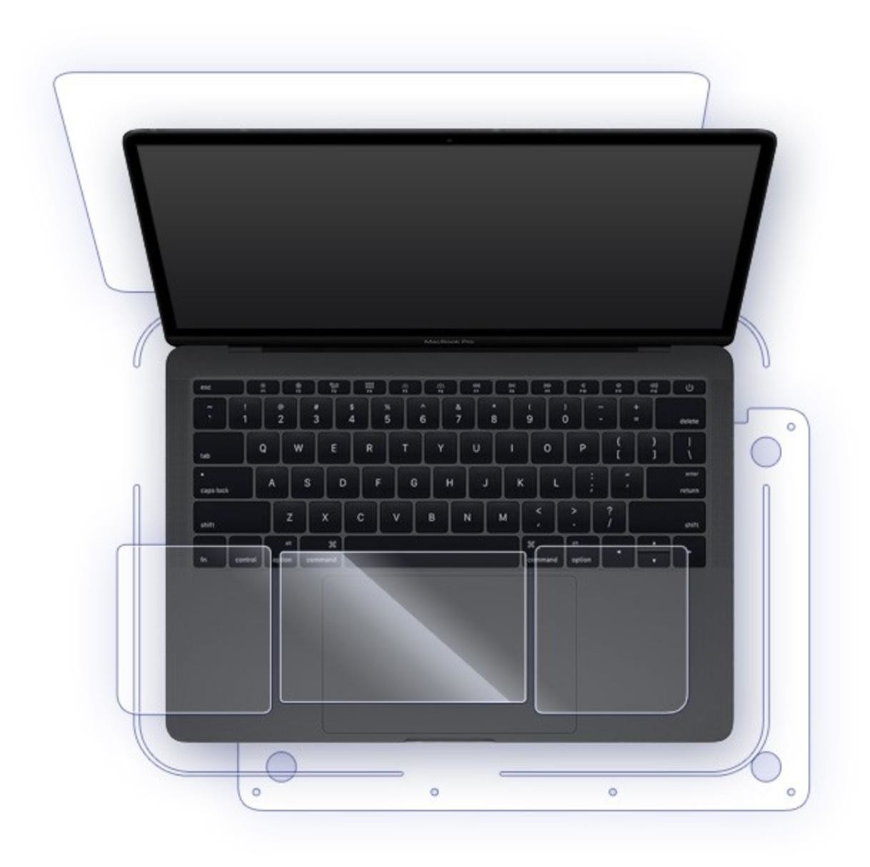 These Macbook Pro Skins Can Save You From Scuffs Or