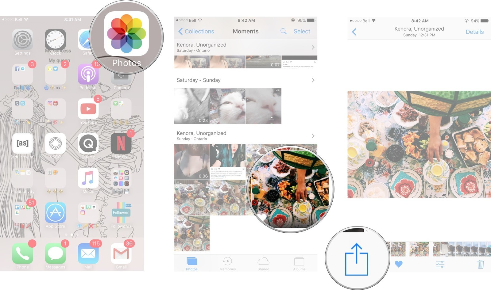 How to remove EXIF data from your photos on iPhone   iMore