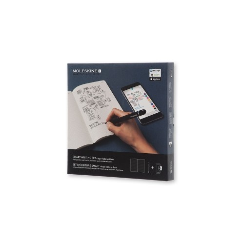 Moleskine's boxed Smart Writing Set