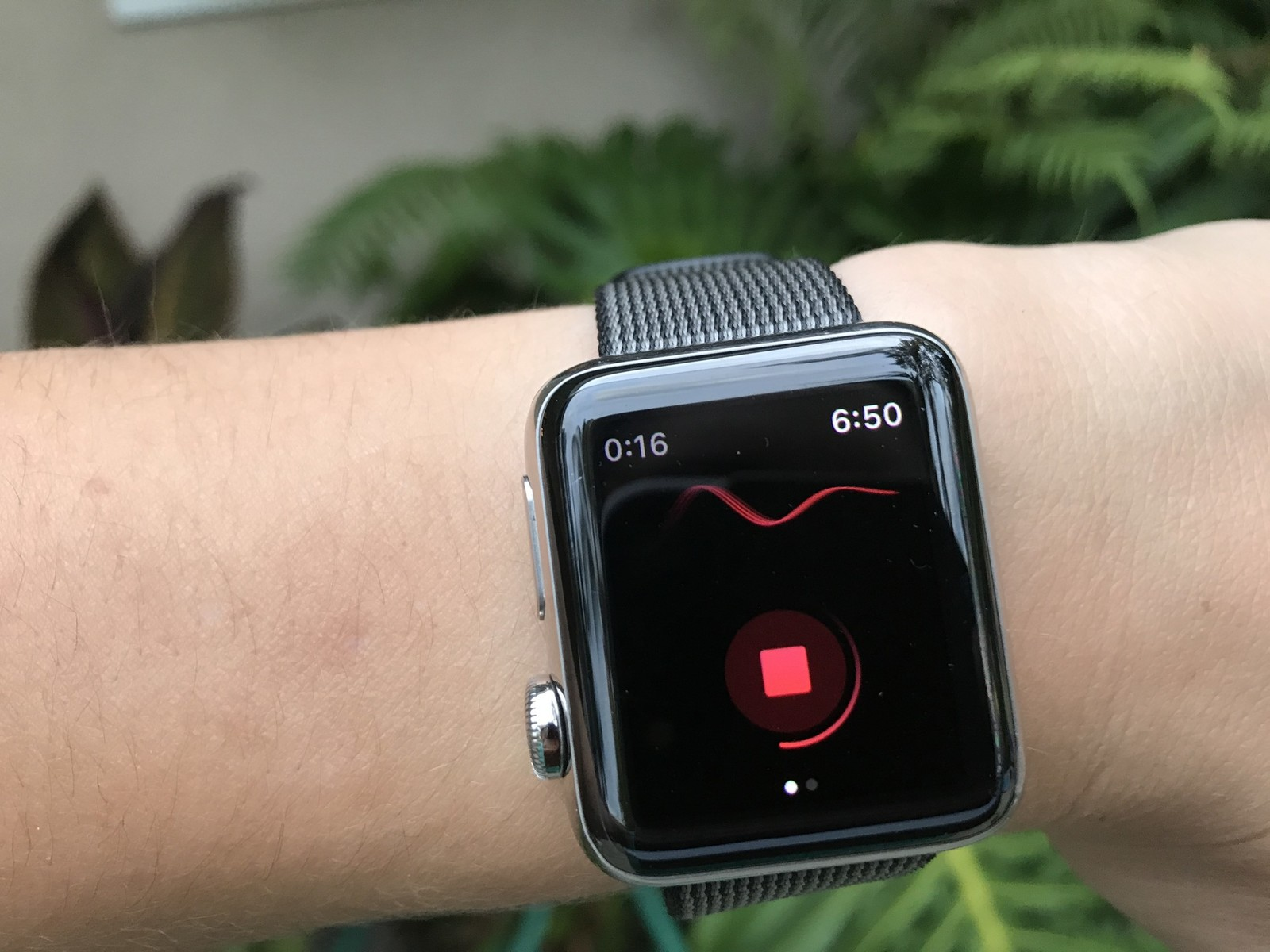 how to add app to apple watch complications