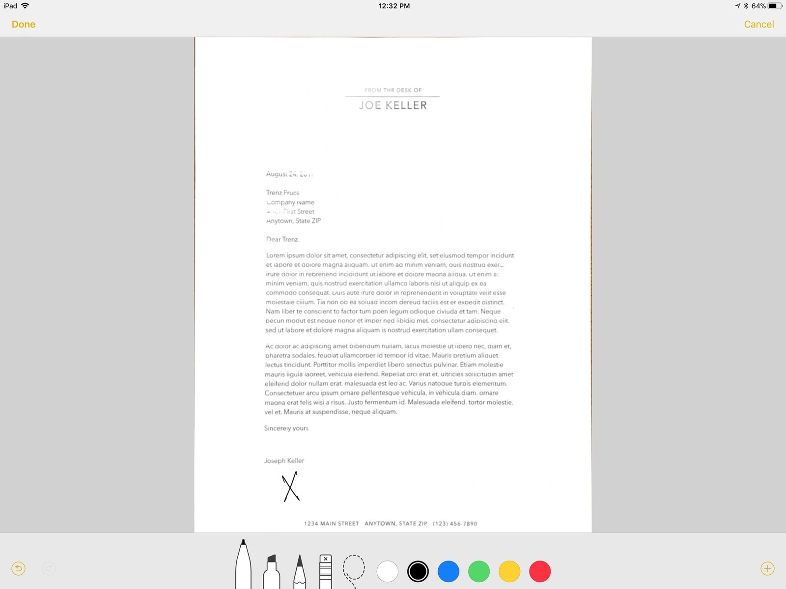 Best document signing apps for iPad: Sign and send, no pen and paper