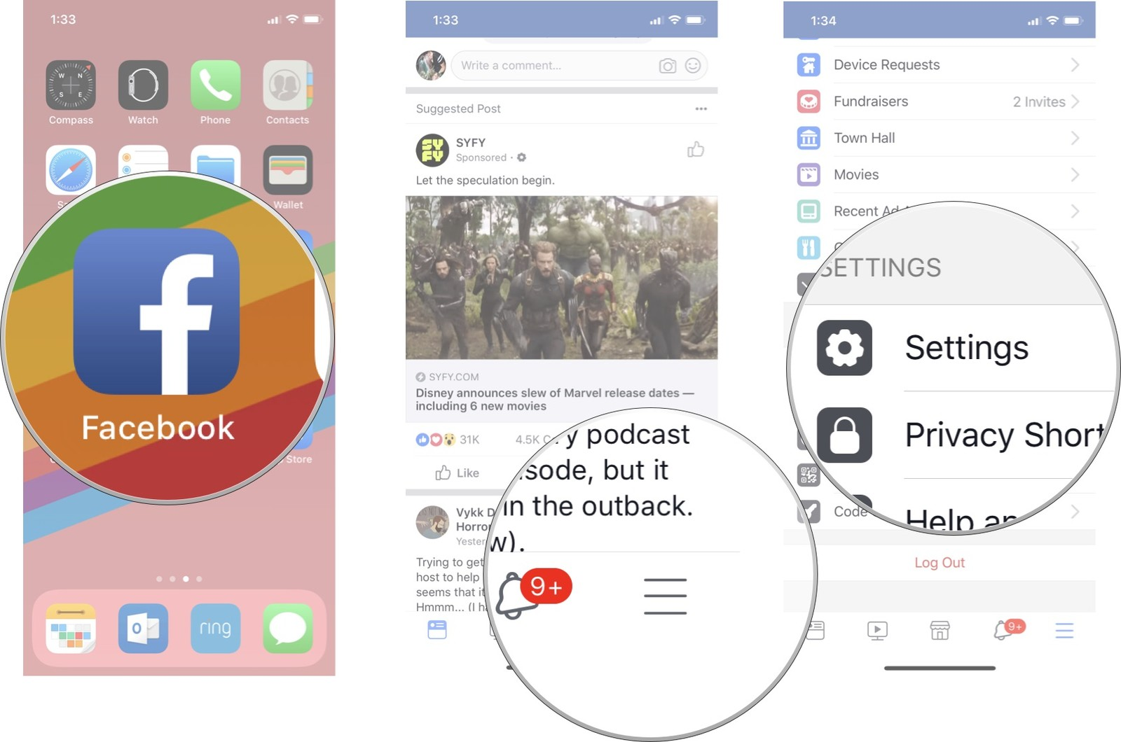 How to Stop Facebook from Tracking You recommend