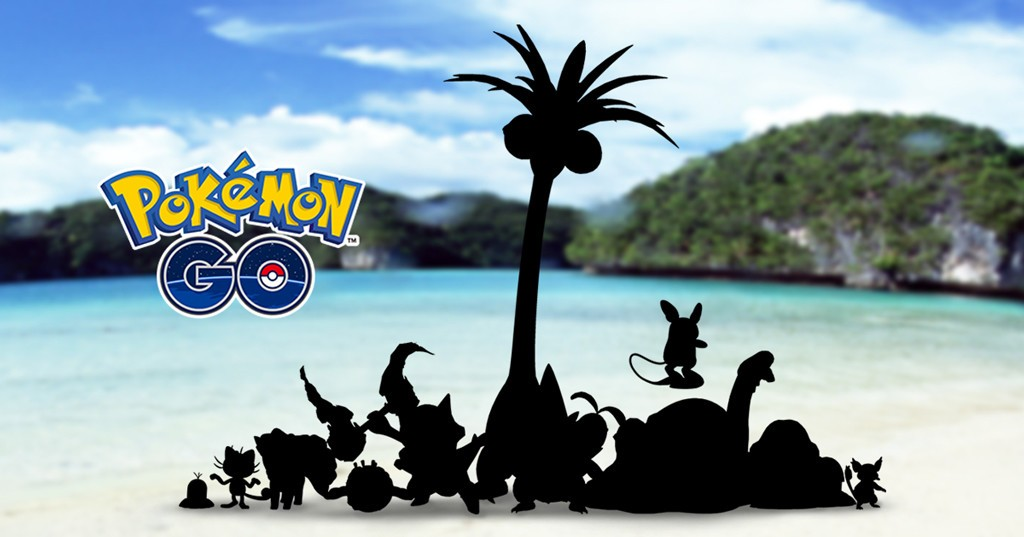 Pokmon Go Alolan Forms List How To Get Geodude Exeggutor Muk