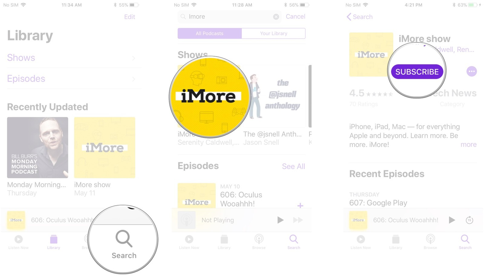 Podcasts App: The Ultimate Guide | iMore