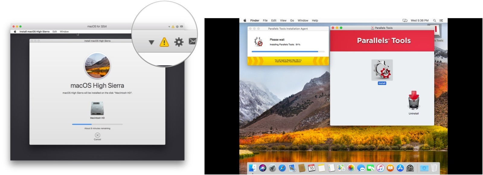 How to install macOS on a VM to run your 32 bit apps | iMore