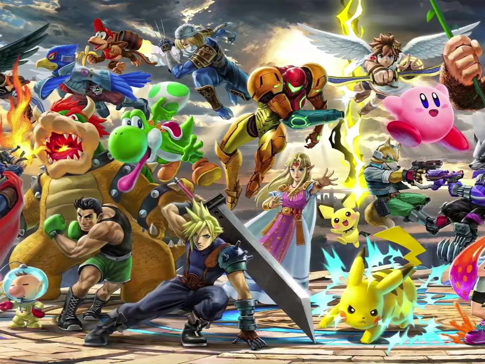 every item in smash bros ultimate imore