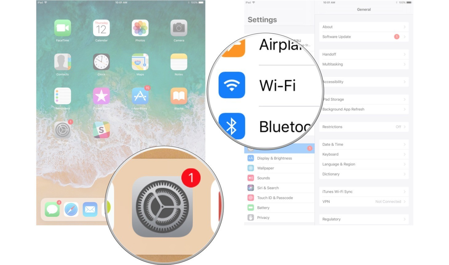How to tether your iPad Wi-Fi to your iPhone using Instant