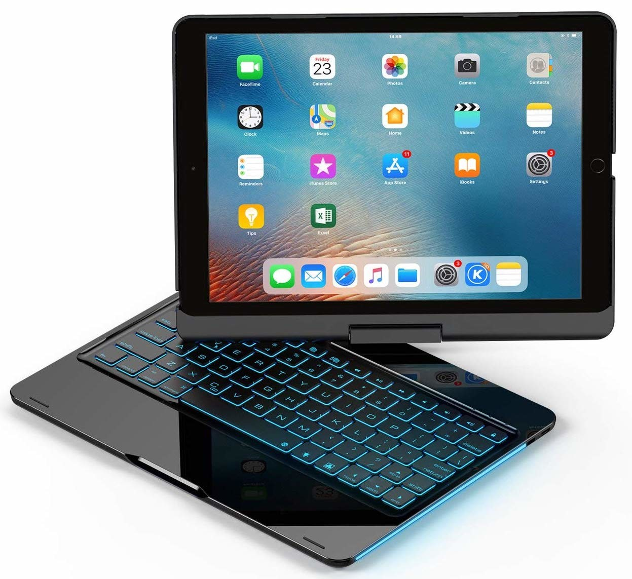 Best Keyboard Cases For The 10 5 Inch Ipad Pro In 2019 Imore