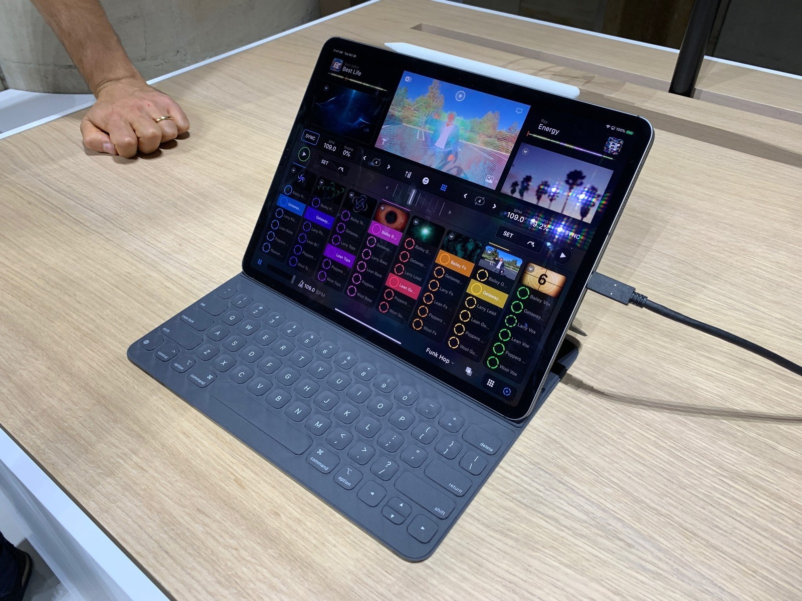 ipad pro 2018 review imore. Black Bedroom Furniture Sets. Home Design Ideas