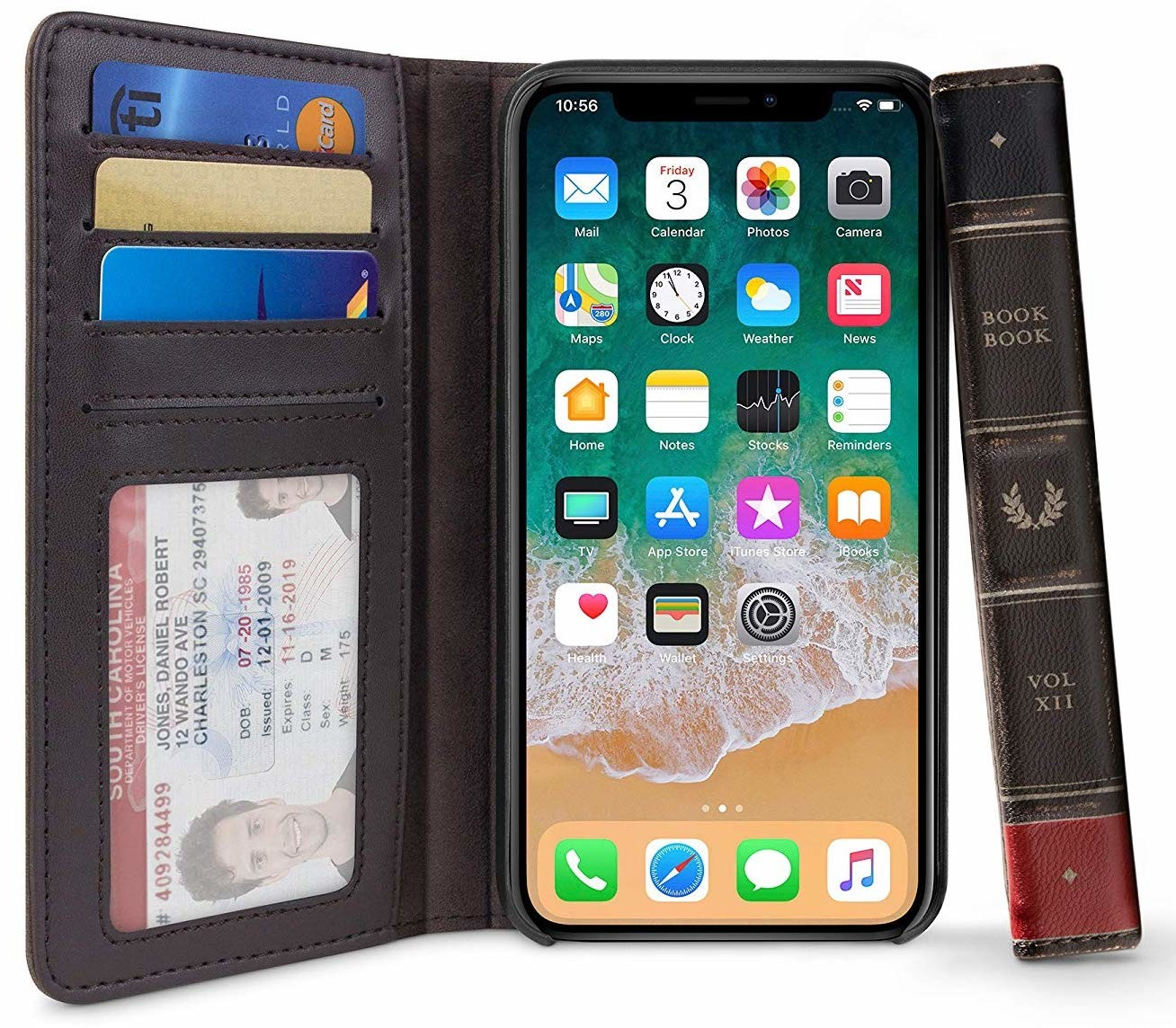 Best Cases For Iphone Xs Imore Case Xr Spigen Carbon Fiber Softcase Rugged Armor Casing Bookish Style
