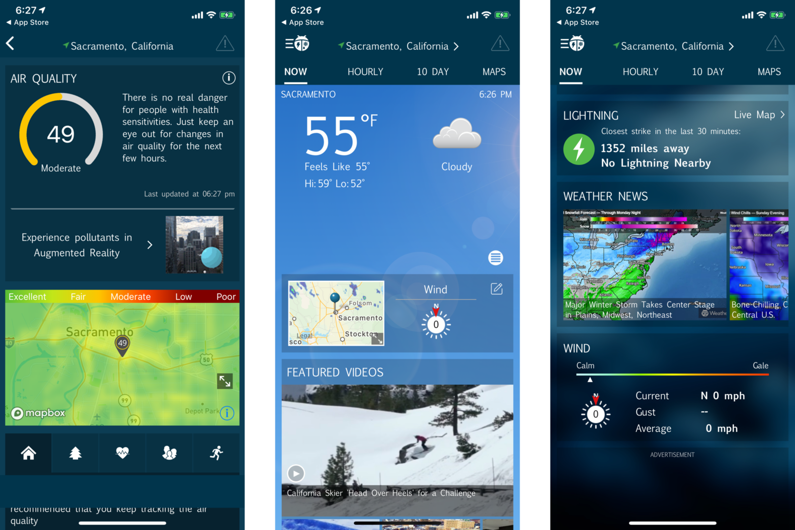 Best Weather Apps For Iphone In 2021 Imore