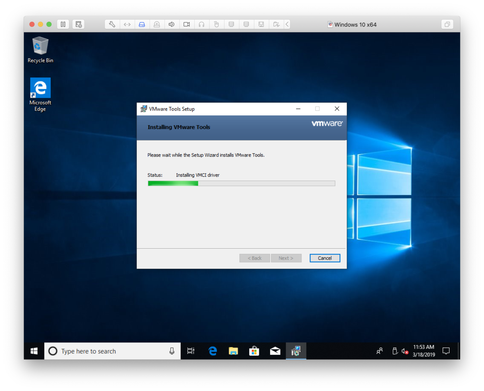 windows 10 1809 for bootcamp