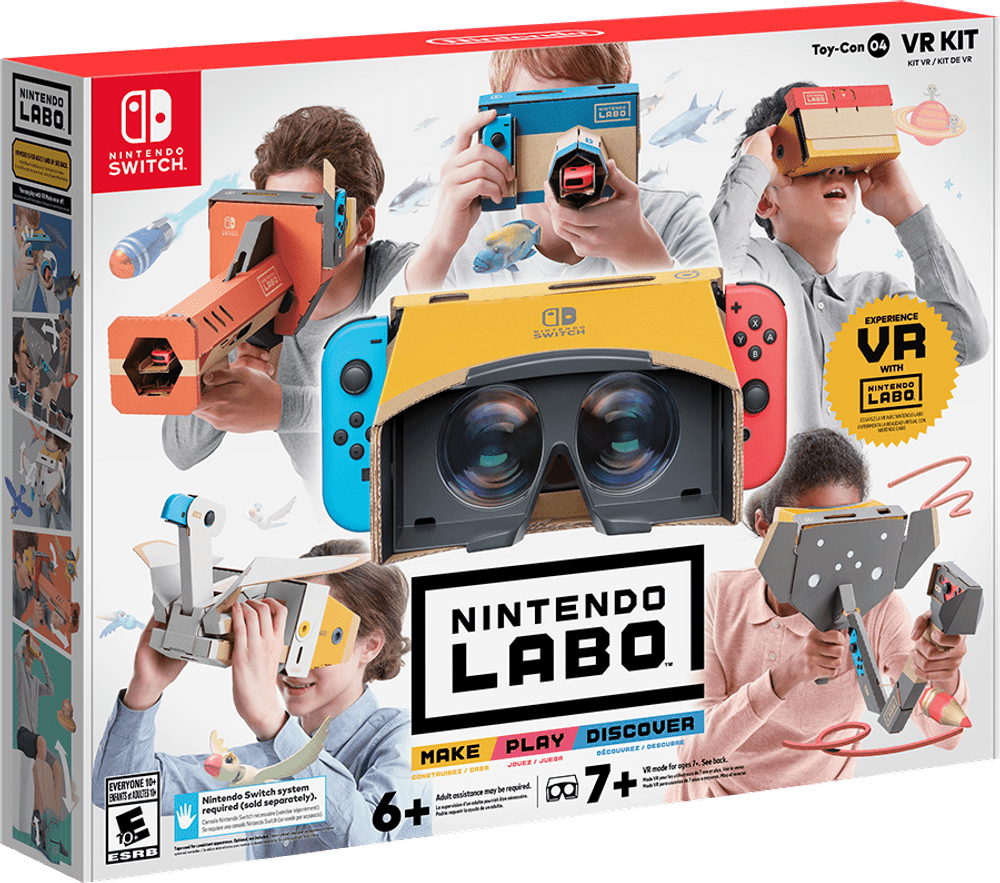 Please don't buy Nintendo's VR kit for the Switch | iMore