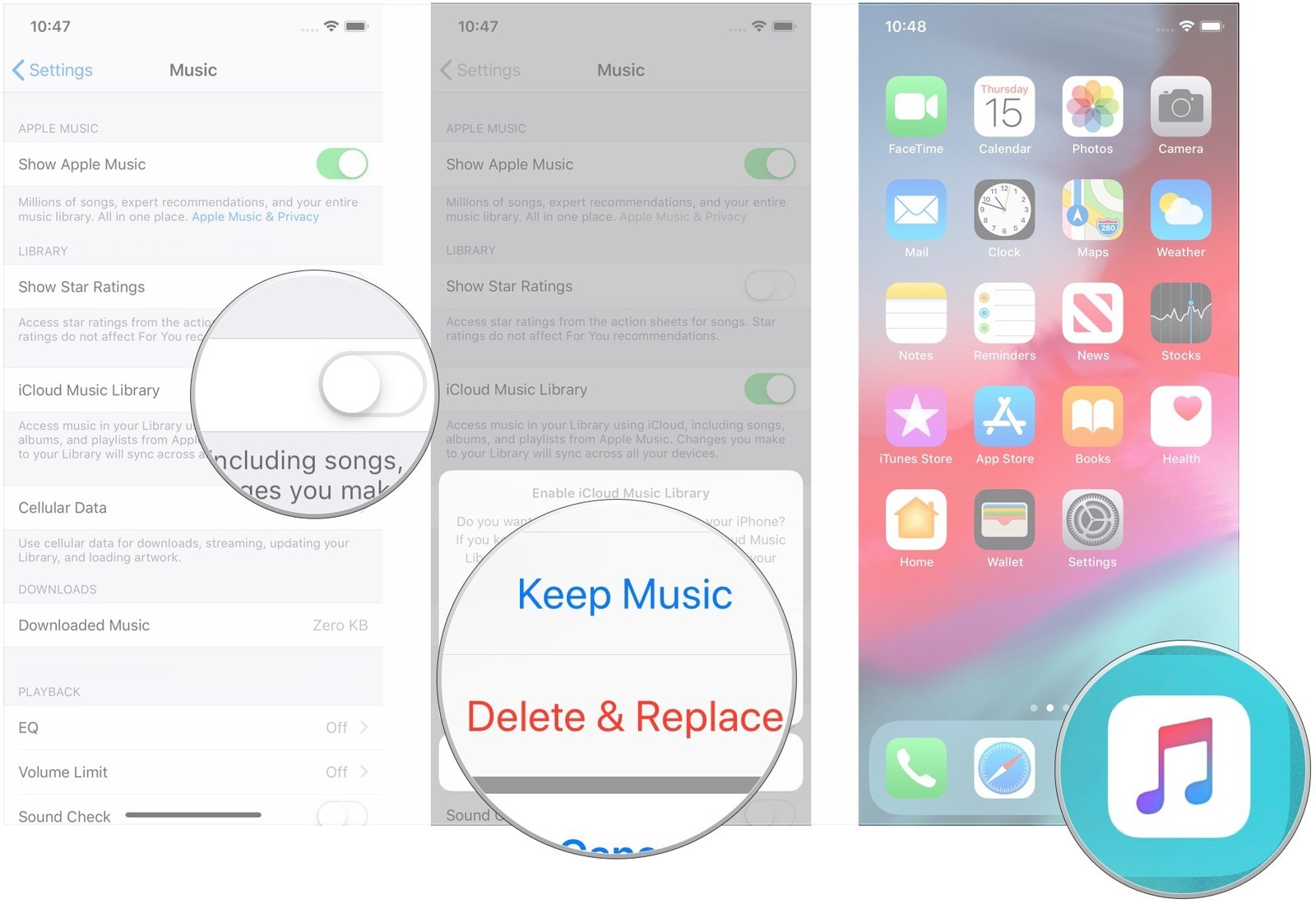 How to troubleshoot iCloud Music Library, Apple Music, and