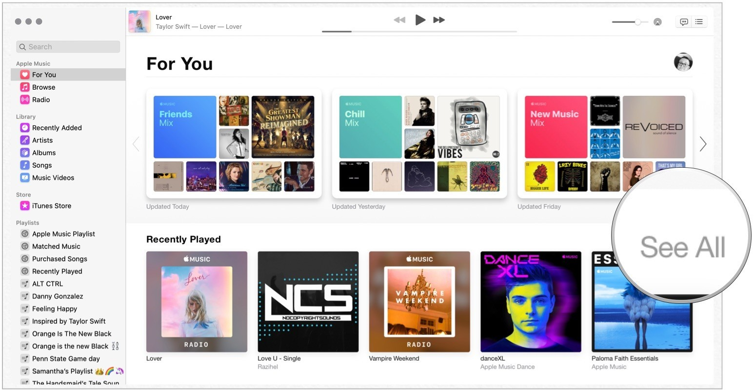 How to create, personalize, and find your Apple Music radio