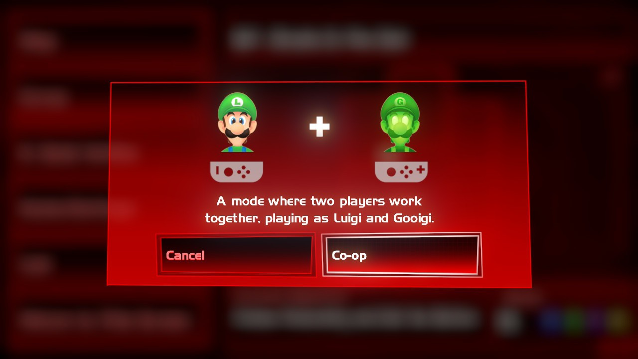 Here S How To Unlock Gooigi And 2 Player Co Op In Luigi S