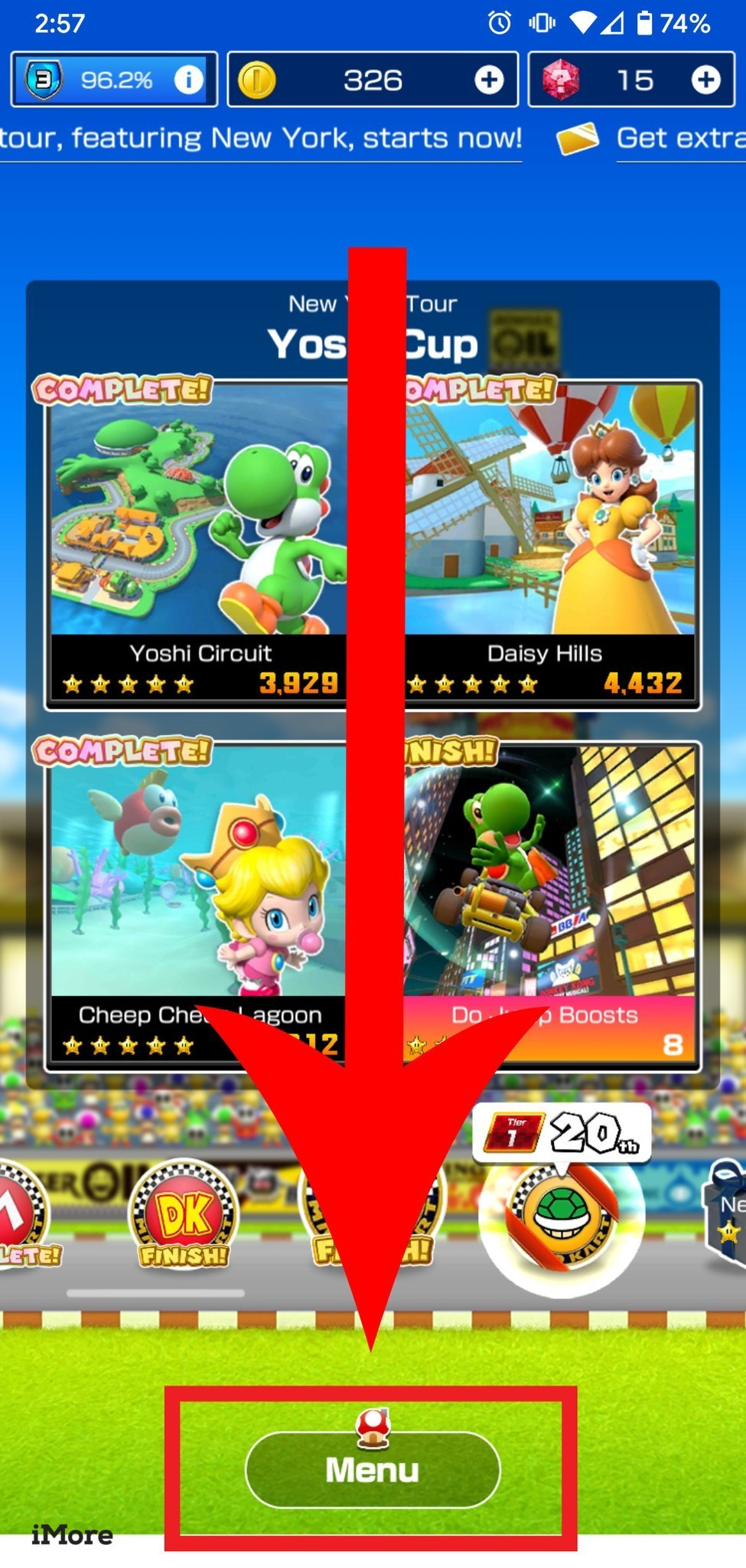How To Add Friends To Mario Kart Tour Imore